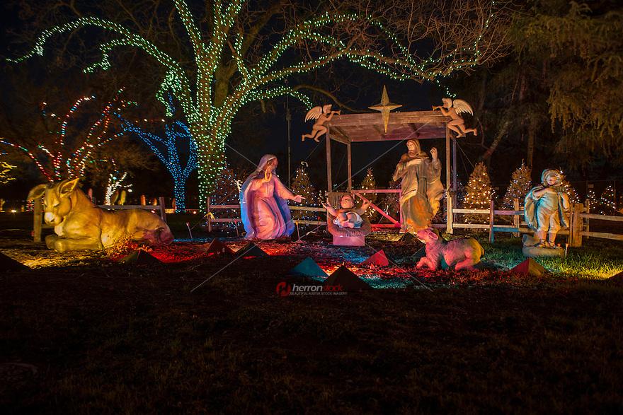Nativity trail