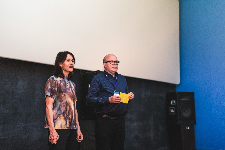 Film Fest Gent - Q&A Living The Light
