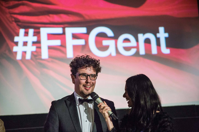 Film Fest Gent - Prijsuitreiking: Visser-Neerlandia