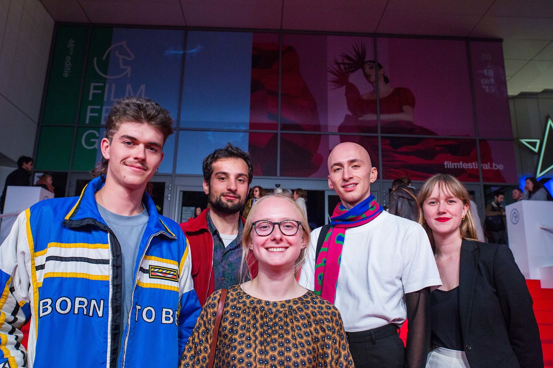 Film Fest Gent - Rode Loper: Explore Zone Jury