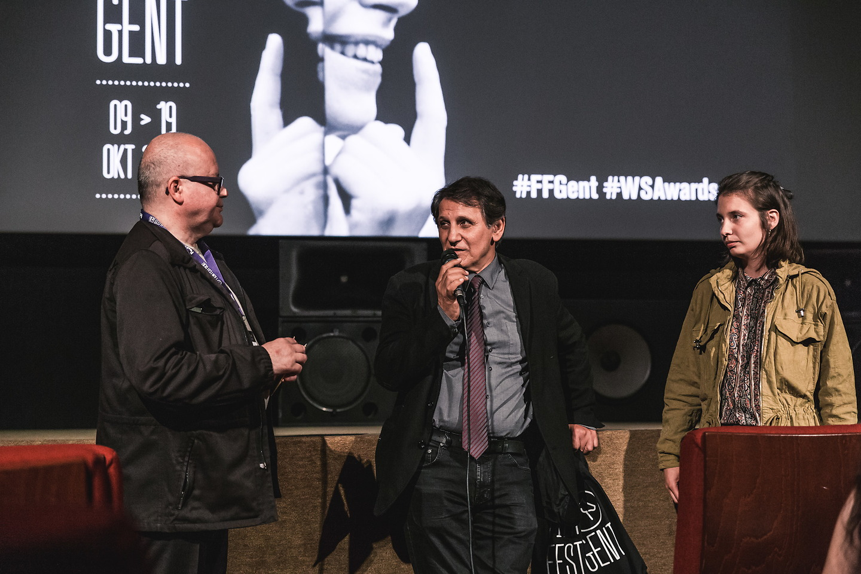 Film Fest Gent - Q&A Strangled