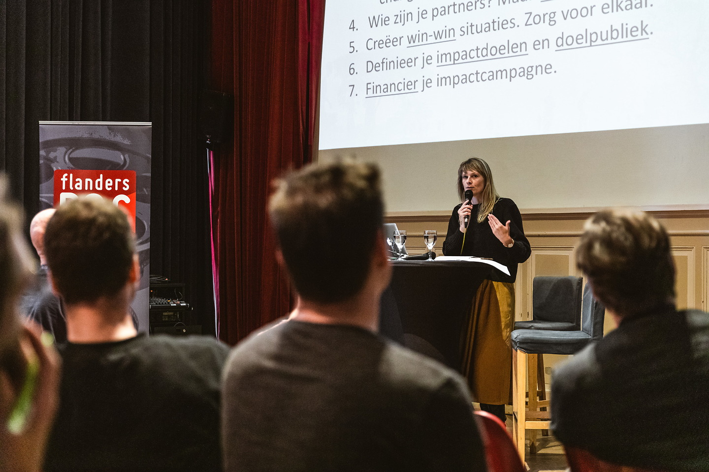 Film Fest Gent - Flanders Doc presents FILMPACT