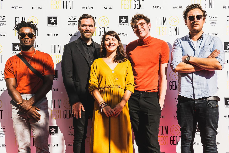 Film Fest Gent - Rode loper: Kortfilmjury
