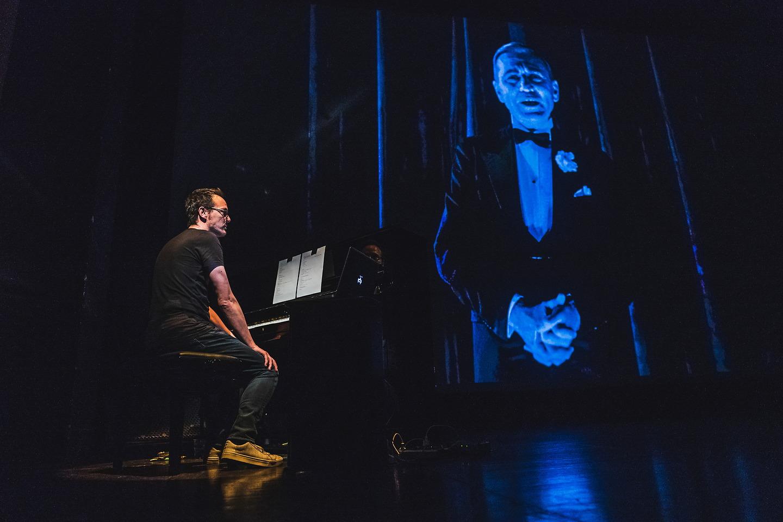 Film Fest Gent - Kevin Toma plays Frankenstein