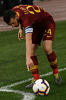 Alessandro Florenzi of AS Roma in action <br /> Roma 11-3-2019 Stadio Olimpico Football Serie A 2018/2019 AS Roma - Empoli<br /> Foto Andrea Staccioli / Insidefoto