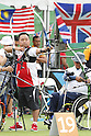 Kimimasa Onodera (JPN),<br /> SEPTEMBER 10, 2016 - Archery : <br /> Men's Individual Compound Open<br /> at Sambodromo<br /> during the Rio 2016 Paralympic Games in Rio de Janeiro, Brazil.<br /> (Photo by Shingo Ito/AFLO)