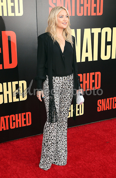 """10 May 2017 - Westwood, California - Kate Hudson. """"Snatched"""" World Premiere held at the Regency Village Theatre. Photo Credit: AdMedia"""