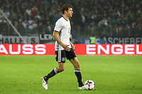 Thomas Mueller (Deutschland Germany)- 11.10.2016: Deutschland vs. Nordirland, HDI Arena Hannover, WM-Qualifikation Spiel 3