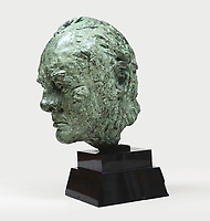 BNPS.co.uk (01202 558833)<br /> Pic: PeterHarrington/BNPS<br /> <br /> A rare bronze bust of Winston Churchill that is identical to the one in the White House has emerged for sale for £150,000.<br /> <br /> The 15ins bust of the great wartime leader is one of 10 limited edition copies made by sculptor Sir Jacob Epstein in 1947.<br /> <br /> One of those was donated to the White House in 1965 by group of American wartime friends of Churchill.<br /> <br /> It was controversially moved out of the Oval Office by Barack Obama and replaced with Martin Luther King. <br /> <br /> President Donald Trump then put it back in place in 2017.