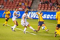 Sandy, UT - Saturday June 15, 2019: Utah Royals FC vs Sky Blue FC at Rio Tinto Stadium.