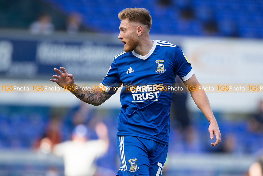Teddy Bishop of Ipswich Town during Ipswich Town vs Wigan Athletic, Sky Bet EFL League 1 Football at Portman Road on 13th September 2020