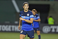 Portland, Oregon - Saturday July 9, 2016: FC Kansas City midfielder Yael Averbuch (10) during a regular season National Women's Soccer League (NWSL) match at Providence Park.