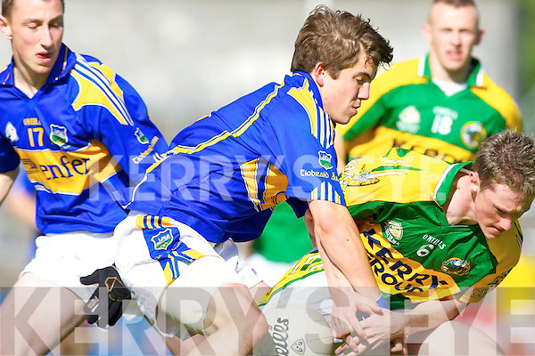 Jonathan Lyne KERRY 2-12 TIPPERARY 0-8.Cusack Park, Ennis, in the Munster Minor Football Championship replay