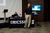 Toronto (ON), July 10, 2007 - Ericsson Canada presents the future wireless technologies before they are available to Canadians.