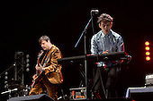 May 25, 2014: KLAXONS - BBC RADIO 1 BIG WEEKEND - Glasgow Scotland UK