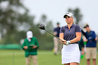 Maja Stark (SWE) during the final  round at the Augusta National Womans Amateur 2019, Augusta National, Augusta, Georgia, USA. 06/04/2019.<br /> Picture Fran Caffrey / Golffile.ie<br /> <br /> All photo usage must carry mandatory copyright credit (© Golffile | Fran Caffrey)