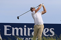 Matt Wallace (ENG) tees off the 15th tee during Thursday's Round 1 of the Dubai Duty Free Irish Open 2019, held at Lahinch Golf Club, Lahinch, Ireland. 4th July 2019.<br /> Picture: Eoin Clarke | Golffile<br /> <br /> <br /> All photos usage must carry mandatory copyright credit (© Golffile | Eoin Clarke)