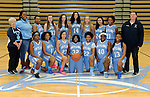 12-16-14, Skyline High School girl's JV basketball team