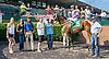 Sabbatarian winning at Delaware Park on 8/6/16