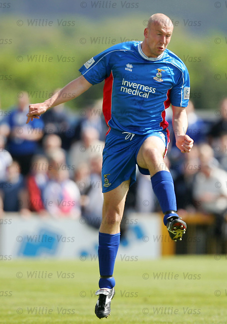 Ross Tokely, Inverness Caley Thistle.stock season 2003-2004.pic willie vass