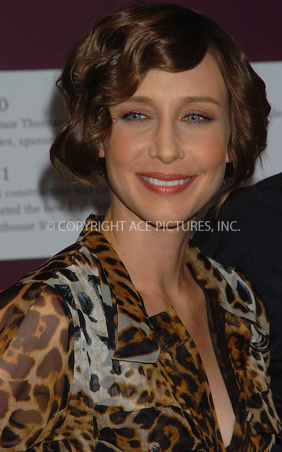 WWW.ACEPIXS.COM . . . . .  ....July 3 2007, New York City....Actress Vera Farmiga arriving at the New York screening of 'Joshua' presented by Fox Searchlight Pictures at the Lighthouse Theatre....Please byline: AJ Sokalner - ACEPIXS.COM..... *** ***..Ace Pictures, Inc:  ..te: (646) 769 0430..e-mail: info@acepixs.com..web: http://www.acepixs.com