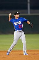 08.26.2013 - MiLB Rancho Cucamonga vs Lancaster