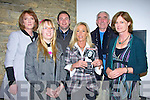 FILM: Going to the Samhlai?ocht Kerry Film Festival in Siamsa Tire on Saturday were l-r: Melanie O'Donnell, Rosalynd Hayes, Eric Moroney, Valerie Clifford, Mike O'Donnell and Brenda Walsh............................ ..............................   Copyright Kerry's Eye 2008