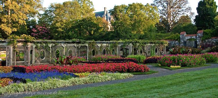 Biltmore Estate Summer Walled Gardens