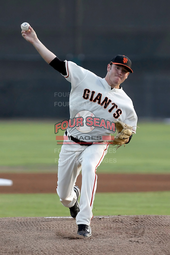 Jason Jarvis - AZL Giants (2009 Arizona League) .Photo by:  Bill Mitchell/Four Seam Images..