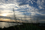 Quarry Lakes sunset