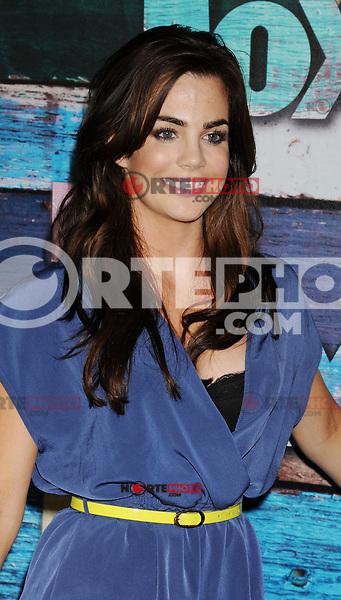 WEST HOLLYWOOD, CA - JULY 23: Jillian Murray arrives at the FOX All-Star Party on July 23, 2012 in West Hollywood, California. / NortePhoto.com<br /> <br /> **CREDITO*OBLIGATORIO** *No*Venta*A*Terceros*<br /> *No*Sale*So*third* ***No*Se*Permite*Hacer Archivo***No*Sale*So*third*©Imagenes*con derechos*de*autor©todos*reservados*. /eyeprime