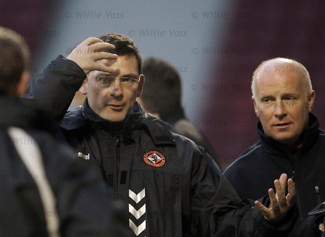 Craig Levein, Dundee Utd.stock season 2006-2007.pic willie vass