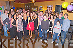 Aoife Cronin, Mangerton Road, Muckross, Killarney, pictured with family and friends as she celebrated her 21st birthday in Courtneys Bar, Killarney on Saturday night.