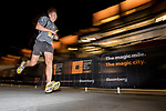 Runners compete during the Bloomberg Square Mile Relay race across Tumbalong Park, Darling Harbour on 15 March 2017 in Sydney, Australia. Photo by Victor Fraile / Power Sport Images