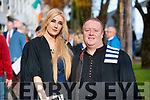 Julia O'Connor and Paul O'Connell, who both graduated with a Higher Certificate in Culinary Arts, from IT Tralee, at the Brandon Conference Centre, Tralee, on Friday last.