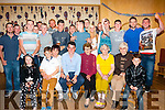 21  Wishes<br /> ---------------<br /> Declan Beehan,Ballyheigue (seated centre) celiberated his 21st birthday last Friday night in the White Sands hotel Ballyheigue along with many friends and family