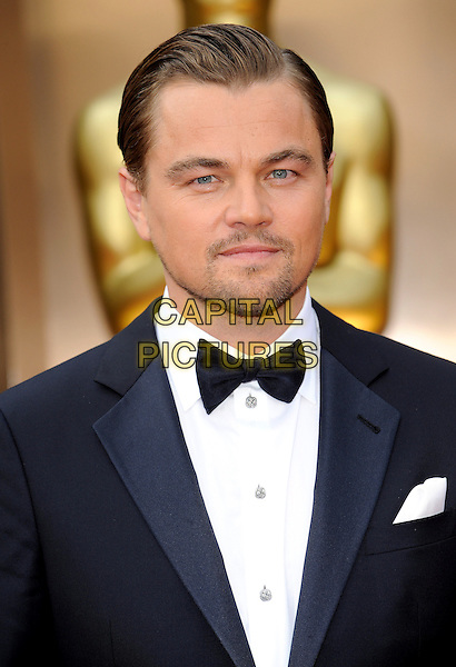 HOLLYWOOD, CA - MARCH 2: Leonardo DiCaprio arriving to the 2014 Oscars at the Hollywood and Highland Center in Hollywood, California. March 2, 2014. <br /> CAP/MPI/COR<br /> &copy;Corredor99/ MediaPunch/Capital Pictures