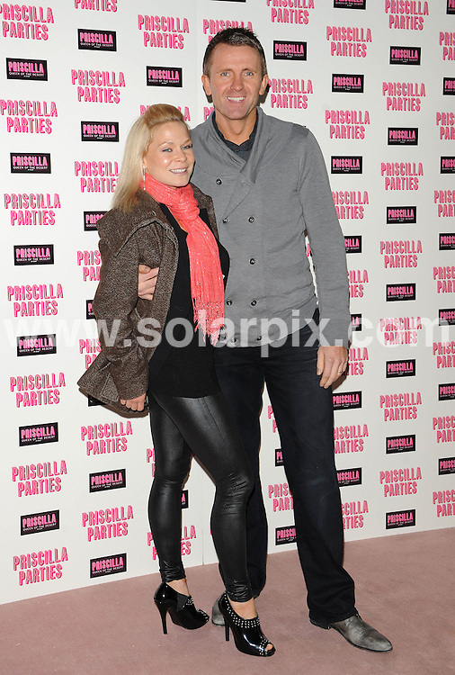 **ALL ROUND PICTURES FROM SOLARPIX.COM**                                             **WORLDWIDE SYNDICATION RIGHTS**                                                                                  Caption: Outside arrivals at the Priscilla Parties Launch event. Held at The Palace Theatre, Shaftesbury Avenue, London, UK.  January 24, 2011.                                                                              This pic: Dominic Cork                                                            JOB REF: 12708 SSD       DATE: 24_01_2011                                                           **MUST CREDIT SOLARPIX.COM OR DOUBLE FEE WILL BE CHARGED**                                                                      **MUST AGREE FEE BEFORE ONLINE USAGE**                               **CALL US ON: +34 952 811 768 or LOW RATE FROM UK 0844 617 7637**