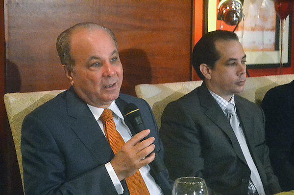 Rafael Camilo, director general de aduana