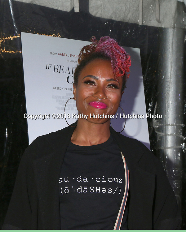 """LOS ANGELES - DEC 4:  DeWanda Wise at the """"If Beale Street Could Talk"""" Screening at the ArcLight Hollywood on December 4, 2018 in Los Angeles, CA"""