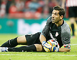 Athletic de Bilbao's Gorka Iraizoz during Spanish Kings Cup match. January 05,2017. (ALTERPHOTOS/Acero)
