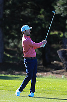 Branden Grace (RSA) in action at Spyglass Hill Golf Course during the third round of the AT&T Pro-Am, Pebble Beach Golf Links, Monterey, USA. 09/02/2019<br /> Picture: Golffile | Phil Inglis<br /> <br /> <br /> All photo usage must carry mandatory copyright credit (© Golffile | Phil Inglis)