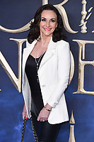 "Shirley Ballas<br /> arriving for the ""Fantastic Beasts: The Crimes of Grindelwald"" premiere, Leicester Square, London<br /> <br /> ©Ash Knotek  D3459  13/11/2018"
