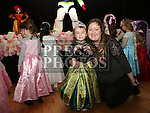 Alica and Lyndsey Turner at the Princess Ball in the Barbican.<br /> <br /> Photo - Jenny Matthews