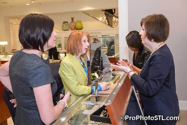 D. Gurhan's jewelry sales event at Saks Fifth Avenue store at Plaza Frontenac in St. Louis, MO on April 13, 2013.