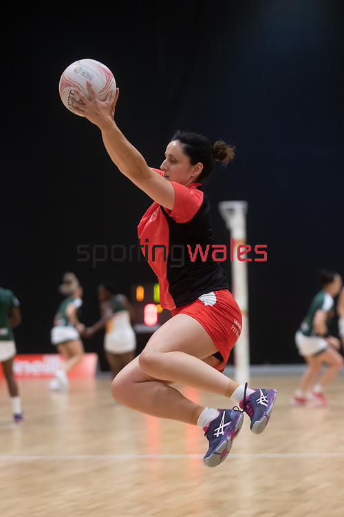 Wales v South Africa<br /> 2019 Test Match Series<br /> Viola Arena Wales<br /> 05.07.19<br /> ©Steve Pope<br /> Sportingwales