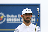 Erik Van Rooyen (RSA) on the 2nd tee during Saturday's Round 3 of the 2018 Dubai Duty Free Irish Open, held at Ballyliffin Golf Club, Ireland. 7th July 2018.<br /> Picture: Eoin Clarke | Golffile<br /> <br /> <br /> All photos usage must carry mandatory copyright credit (&copy; Golffile | Eoin Clarke)