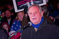 Senator Dick Durbin Speaks Protect Mueller Rally Chicago Illinois 11-8-18