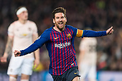 2019 UEFA Champions League Football Barcelona v Manchester United Apr 16th