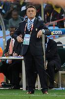 Serbia manager Radomir Antic